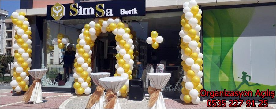Balon Acilis organizasyon