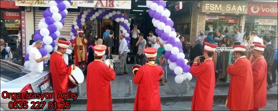 açiliş balon süsleme organizasyon
