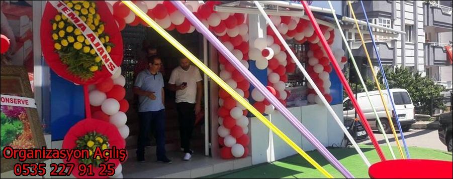 organizasyon balon süsleme hizmeti